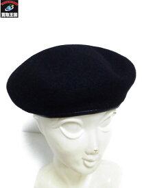 CA4LA/DOVER/16520/ベレー帽/16520/BLK【中古】