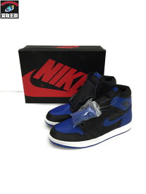 NIKE AIR JORDAN1 RETRO HIGH OG ROYAL (29)【中古】