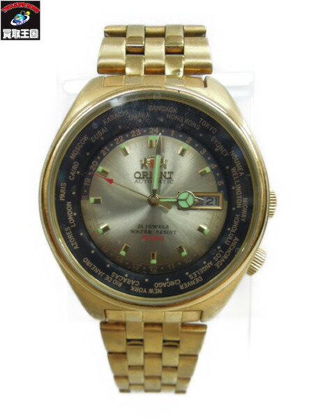 ORIENT クロノグラフ 腕時計【中古】