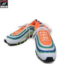 NIKE AIR MAX 97 OA JL LONDON SUMMER OF LOVE JASMING【中古】[▼]