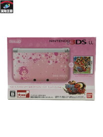 Nintendo 3DS チョッパーピンクVer. 【中古】