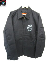 RED KAP Anti Social Social Club 17ss Echo Park Jacke【M】【中古】