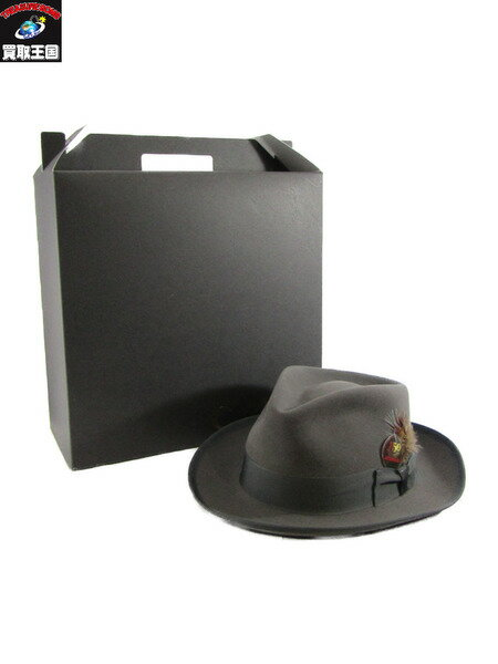 STETSON/Whippet/150th ANNIVERSARY/ハット【中古】