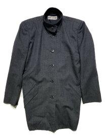 ISSEY MIYAKE/テーラードジャケット/GRY【中古】