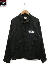 VANS×STANDARD CALIFORNIA 16AW SD JACKET ジップジャケット 黒 M【中古】