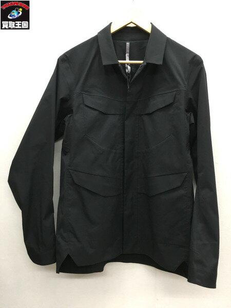 ARC'TERYX VEILANCE/アークテリクスヴェイランス/Field Overshirt/シャツジャケット/L07046700/ブラック/S【中古】