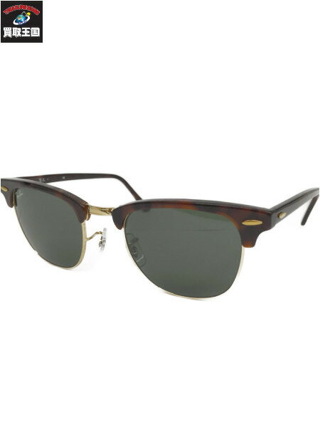 Ray-Ban レイバン サングラス RB-3016 W0366 CLUBMASTER【中古】[▼]