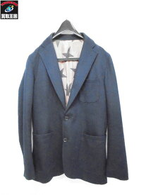 SOPHNET. SLIVER WOOL 2 BUTTON JACKET サイズS【中古】[▼]