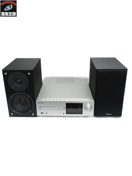 パイオニア X-HM76 ネットワークCDレシーバー Bluetooth/ハイレゾ対応【中古】