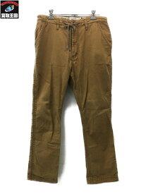 nonnative DWELLER ANKLE CUT PANTS Size0 カーキ ノンネイティブ アンクルカット パンツ 【中古】