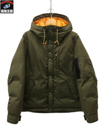 THE NORTH FACE PURPLE LABEL Mountain Short Down Parka【中古】[▼]