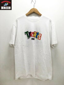 KITH treats cereal day Tシャツ 白 L【中古】