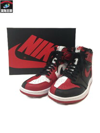 NIKE AIR JORDAN 1 RETRO HIGH OG NRG (26.0cm) 861428-061【中古】[▼]