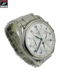 LONGINES ロンジン ウィームス クロノグラフ L2.622.4 自動巻き 腕時計【中古】[▼]
