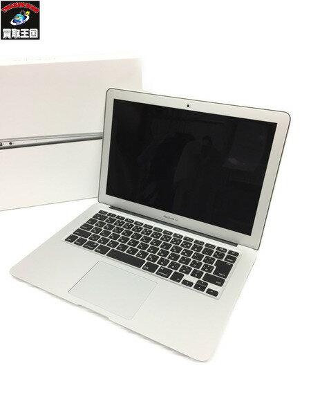 MacBookAir 13.3インチ 2017 Corei5 1.8GHz 8GB SSD 128GB MQD32J/A【中古】[▼]