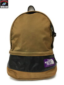 THE NORTH FACE PURPLE LABEL NN7017N デイパック 茶【中古】