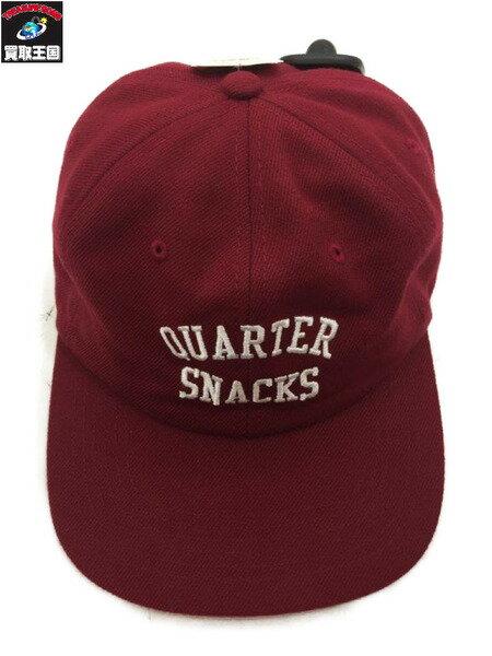 QUARTER SNAKS (SIZE/FREE) Snapback Cap【中古】