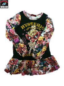 HYSTERIC GLAMOUR キッズ衣料 カットソー【中古】[▼]