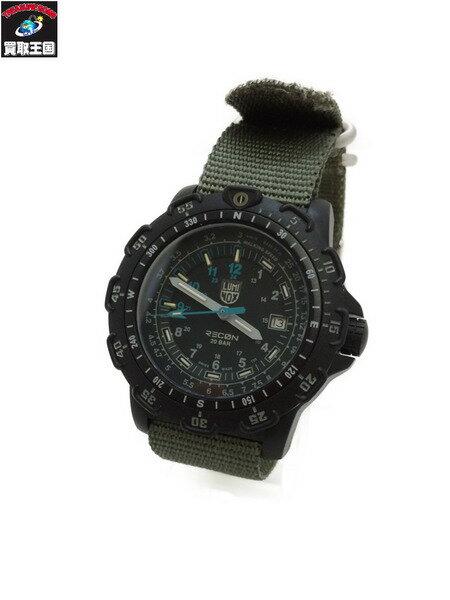 LUMINOX ルミノックス Recon Point Man クォーツ腕時計 リコーン ポイントマン【中古】