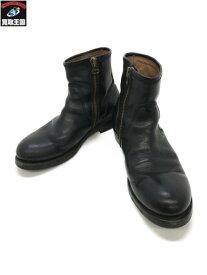 BUTTERO サイドジップ ブーツ B4422 (41)【中古】