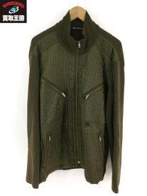 ISSEY MIYAKE/Zipper Cardigan Sweater【中古】