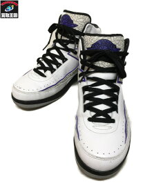new arrivals 662b2 53b46 中古 NIKE AIR JORDAN 2 RETRO 385475-153 (27.5cm) 中古