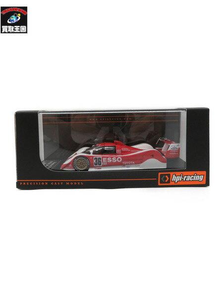 hpi-racing 1/43 Toyota TS010 1992 JSPC #36【中古】