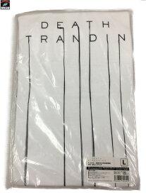 Tシャツ DEATH STRANDING ロゴ(白)L サイズ【中古】[▼]