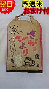 【令和2年産】佐賀県白石地区産 さがびより☆白米5kg 送料無料※北海道、沖縄は発送見合わせております。