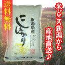 【送料無料(一部地域を除く)】新潟産コシヒカリ 5kg×2袋 〔28年産〕 新潟米のスタンダード!新潟から産地直送でお届けします♪おまけ付!【あす楽対応_関東】