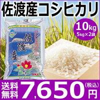【20年産新米】佐渡産コシヒカリ10kg<一等・検査米>