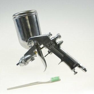噴霧重力 F75 / 噴嘴直徑 1.2 毫米油漆重力空氣刷 (杯 400 毫升)