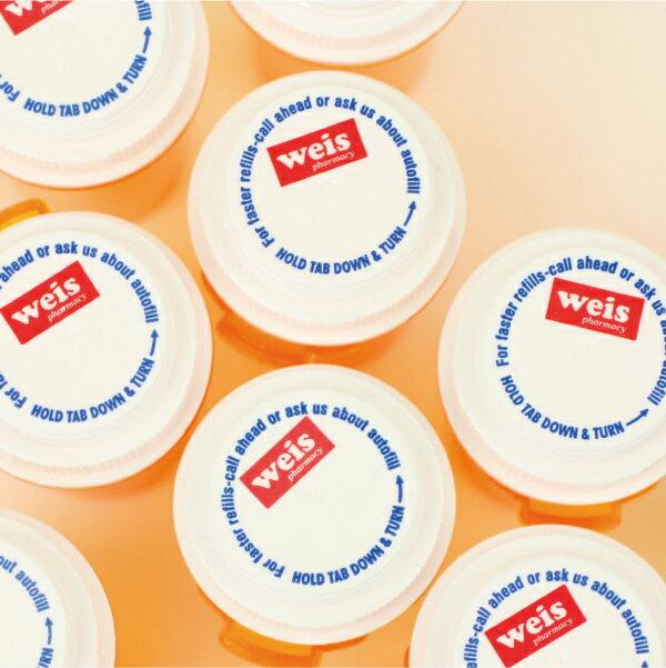 PILLCASEWeis pharmacy(S)