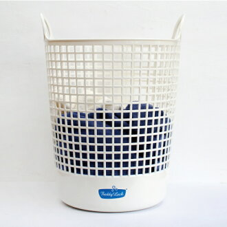 Freddy Leck sein WASCHSALON [Freddy-LEC-wash salon, laundry baskets
