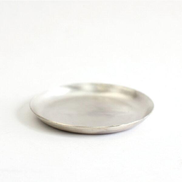 fog[フォグ]シルバープレイテッドプレート円形M