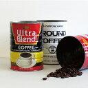 VINTAGEコーヒー缶