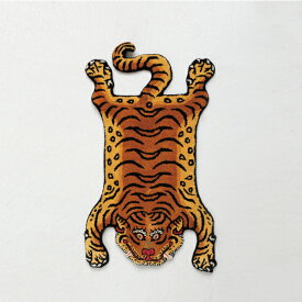 """DETAIL[ディテール]Tibetan Tiger Rug""""DTTR-02/Small"""""""