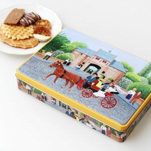 JULES DESTROOPER[ジュールス・デストルーパー]ブルージュ缶(クッキー5種詰め合わせ)