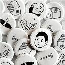 Noritake[ノリタケ]Badge