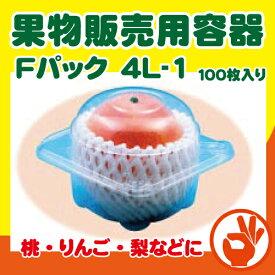 フルーツパック 4L-1 APET(4Lサイズ1個用)