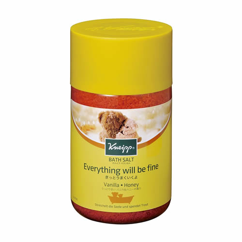 クナイプ(KNEIPP) バスソルトバニラ&ハニーの香り <850g>【クナイプ KNEIPP バスソルト 入浴剤】