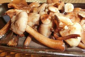 国産・天然キノコ 塩蔵(塩漬け)ナラタケ(ボリボリ モタセ モダシ)500g 保存料・着色料一切無しの無添加天然食材だから安心安全 ナラタケの出汁と食感が最高 2020年11月10日頃からお