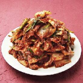 【定番のキムチ】 キムチ 白菜キムチ 甘口 500g 韓国 食べ物 韓国食品 コク 深み 韓国キムチ 韓国料理 韓国食材 きむち 白菜 甘い おつまみ つまみ 酒の肴 ビール 焼酎 贈答 贈り物