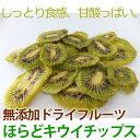 岐阜県関市産・ほらどキウイチップス【ドライフルーツ 無添加 砂糖不使用】