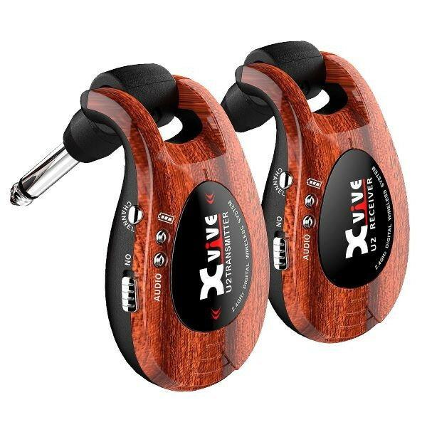 Xvive XV-U2 Wood デジタル ワイヤレスシステム wood XV U2 limited