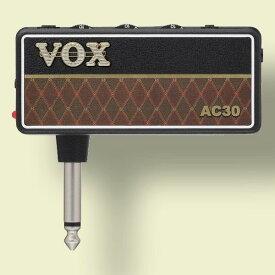 VOX amPlug2 AC30 AP2-AC ヘッドホンアンプ
