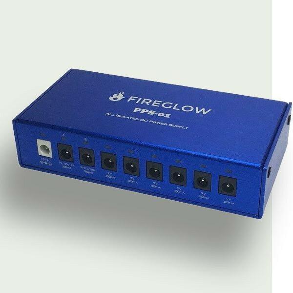 FIREGLOW PPS-01 オール・アイソレーテッド パワーサプライ