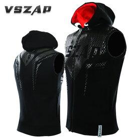 ボクシング トレーニングジャケット フード付き ノースリーブ スポーツウェア パーカー ジップアップパーカー コンバット トレーニングウェア