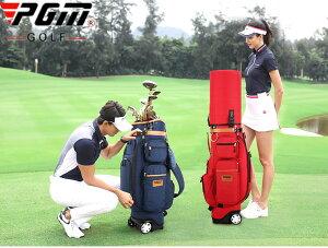 ゴルフ キャディバッグ キャスター付き メンズ レディース ゴルフトラベルバッグ ゴルフ 練習用 軽量 大容量 ゴルフバッグ ゴルフケース 男女兼用
