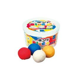 ボーネルンド かんてんねんどスタジオ4色 子ども おもちゃ 安全 玩具 粘土 寒天 遊び 子供 乾きにくい ねんど 安全 人気 4色セットお誕生日祝い キッズ 赤ちゃん やわらかい 手につかない